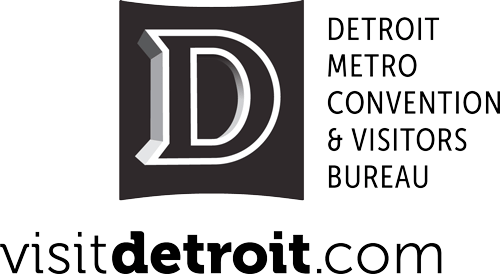 Detroit Metro Convention & Visitors Bureau Logo